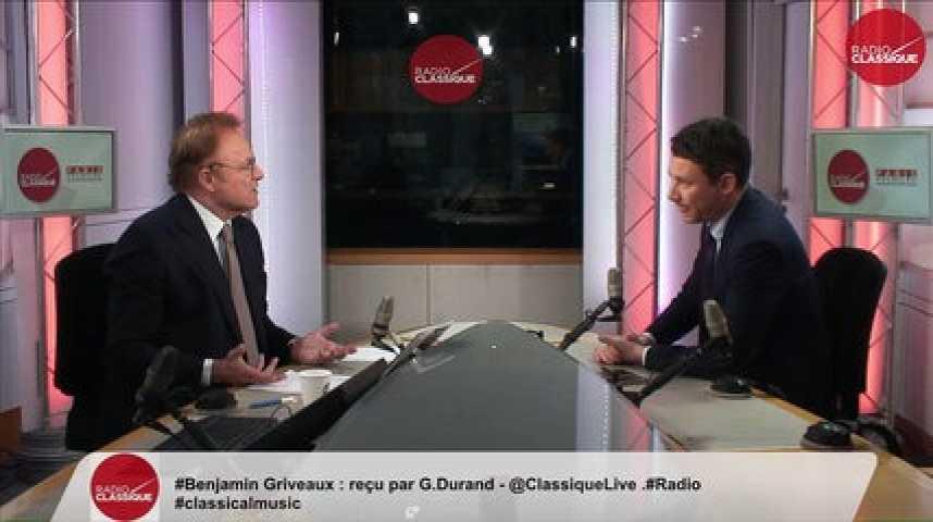 """Illustration pour la vidéo """"Emmanuel Macron est le défenseur d'une économie française qui doit se transformer"""" Benjamin Griveaux (18/04/2017)"""