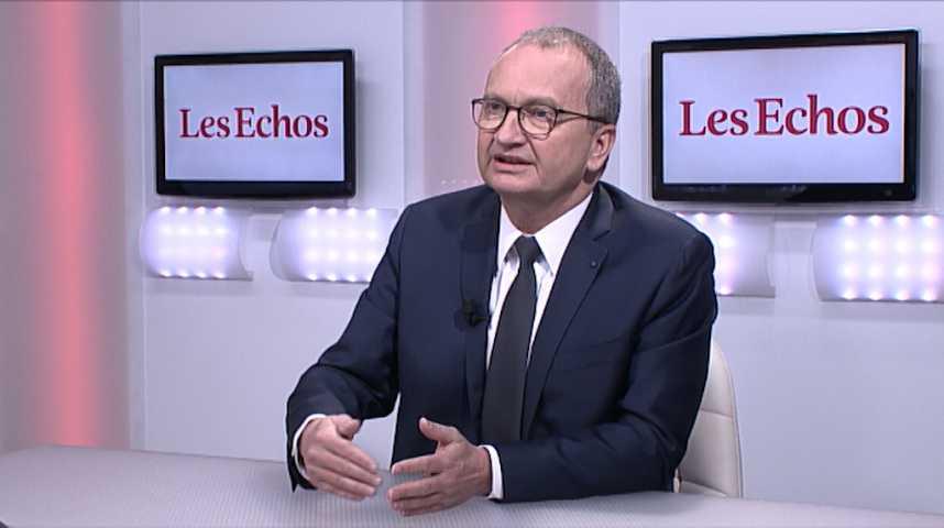Illustration pour la vidéo Désaccords au Medef : « Je ne suis pas candidat à la succession de Pierre Gattaz», déclare Jacques Chanut