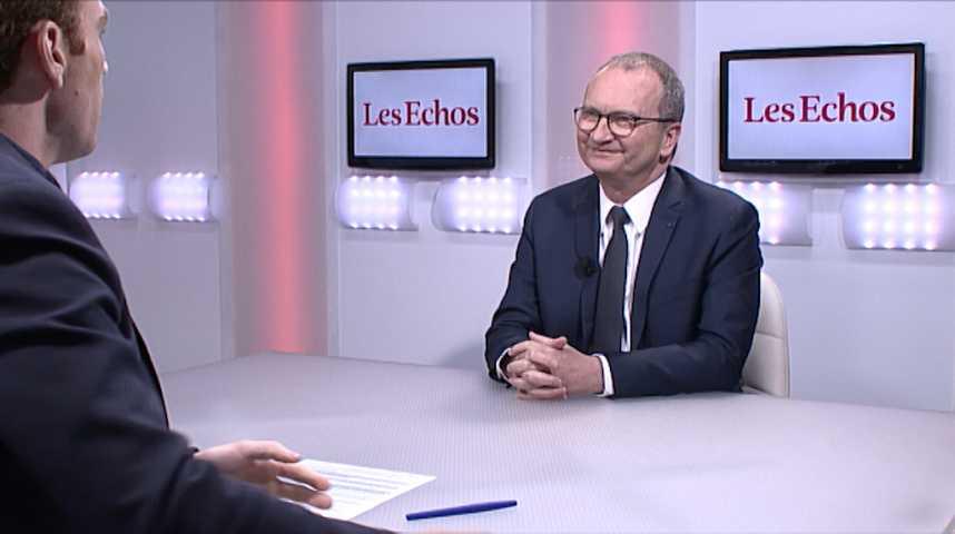 Illustration pour la vidéo Travail détaché : « C'est de la seule responsabilité de la France », selon Jacques Chanut