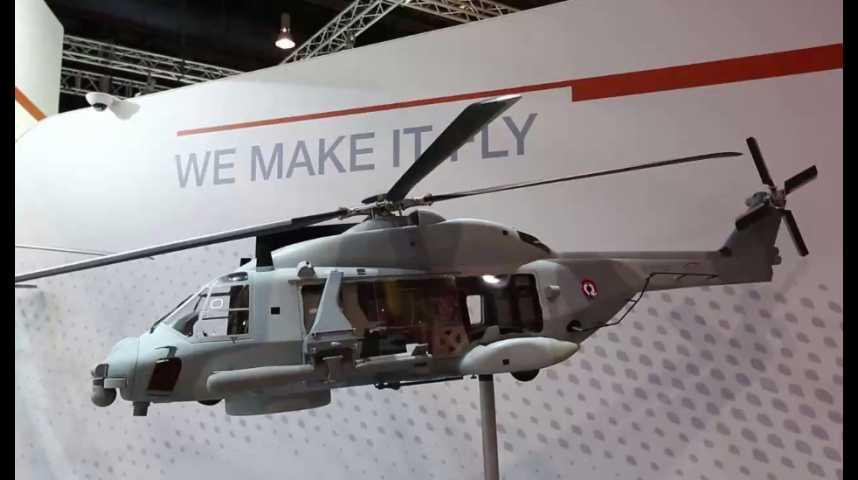 Illustration pour la vidéo Hélicoptères : la Pologne annule, Airbus riposte