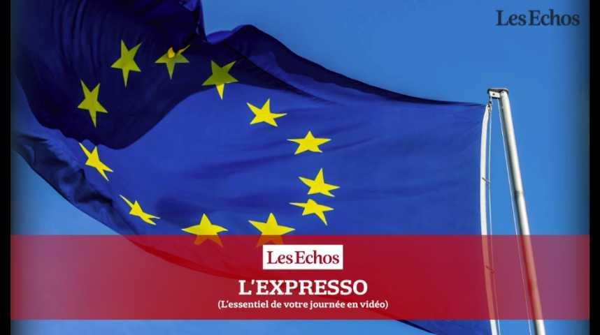 Illustration pour la vidéo L'Expresso du 10 octobre 2016 : Eurogroupe, réunion des ministres des Finances au Luxembourg...