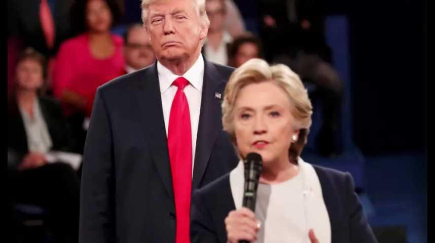 Illustration pour la vidéo Avant le 3e débat, Trump très en retard dans les sondages