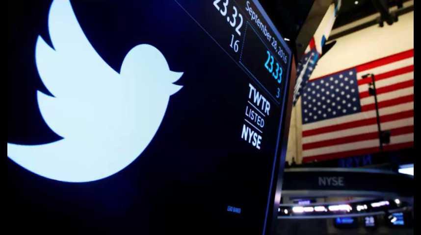 Illustration pour la vidéo Twitter pourrait supprimer 300 emplois