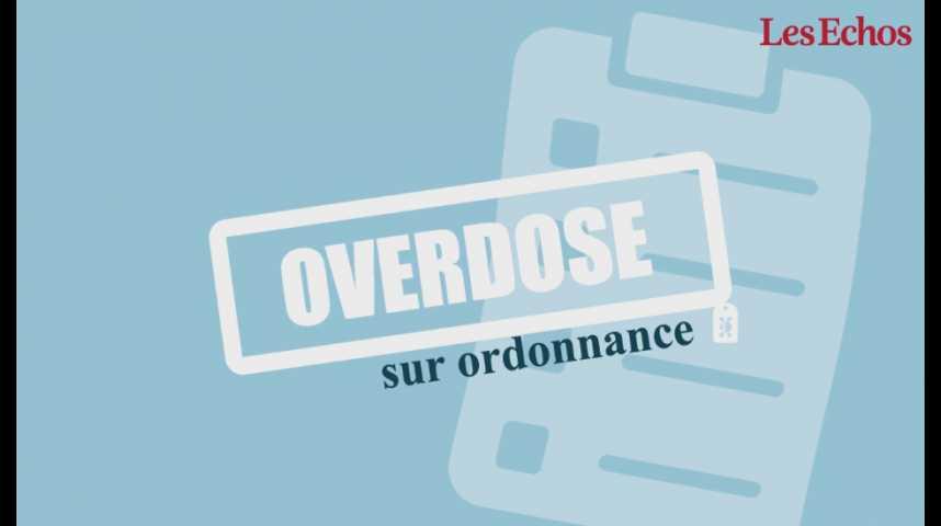 Illustration pour la vidéo Etats-Unis : un pays en overdose