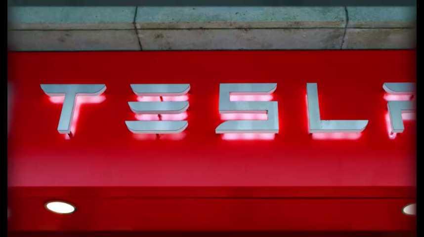 Illustration pour la vidéo Tesla : les surprenantes tuiles solaires d'Elon Musk