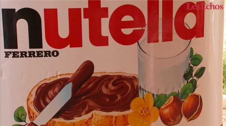 Illustration pour la vidéo Le Nutella au cœur d'une bataille économique aux États-Unis