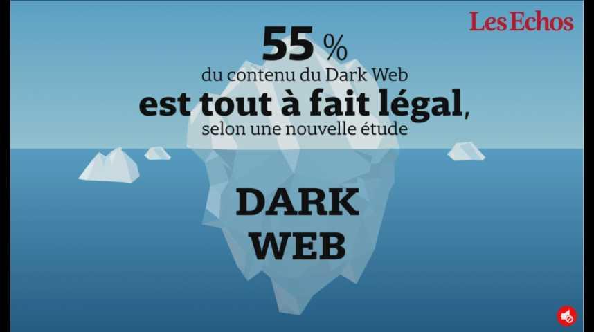 Illustration pour la vidéo Le Dark Web n'est pas celui que vous croyez