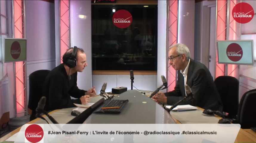 """Illustration pour la vidéo """"Il y a aujourd'hui un très grand discrédit des politiques publiques"""" Jean Pisani-Ferry (07/11/206)"""