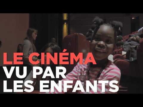 Les séances de cinéma racontées par des enfants biberonnés à la télé