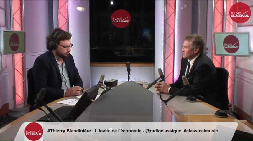 """Illustration pour la vidéo """"Nous créons un incubateur pour constituer un véritable big data agricole""""  Thierry Blandinières (24/10/2016)"""
