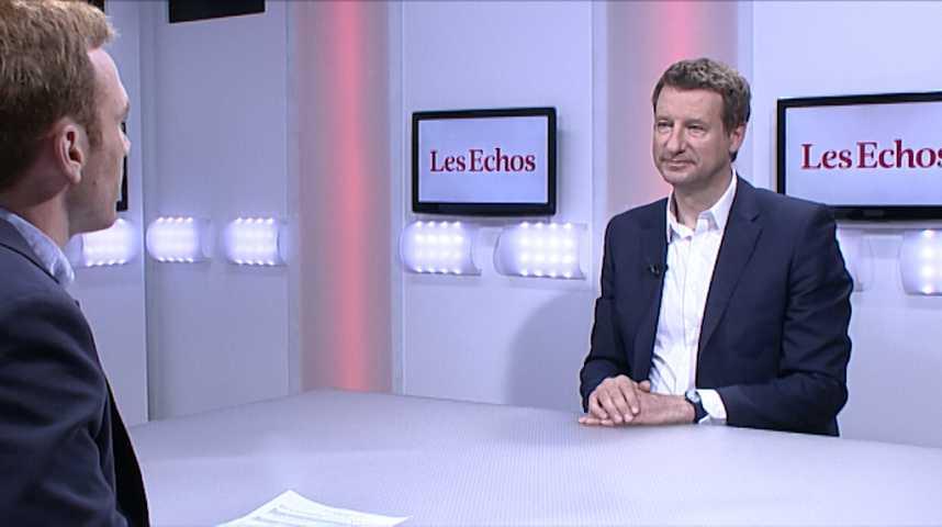 Illustration pour la vidéo «Manuel Valls est l'un des diviseurs de la gauche», selon Yannick Jadot (EELV)