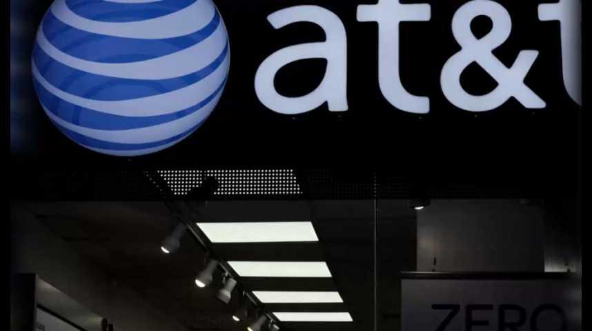 Illustration pour la vidéo AT&T et Time Warner annoncent le plus gros mariage de l'année