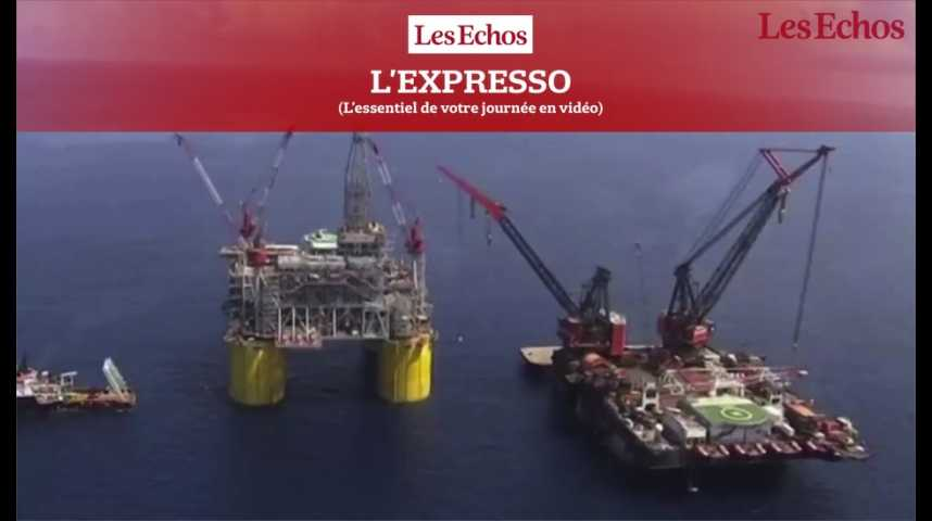 Illustration pour la vidéo L'Expresso du 28 octobre 2016 : croissance française, réunion de l'OPEP...