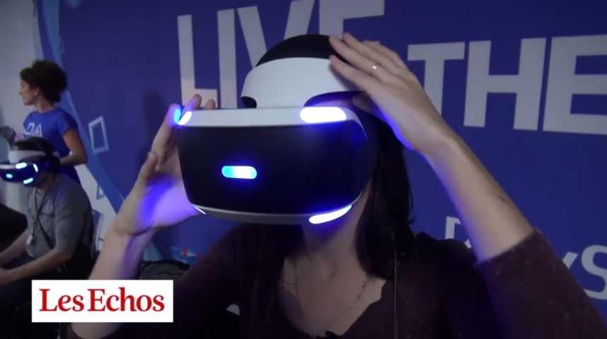 Illustration pour la vidéo Test Tech - Le Playstation VR, le test qui démocratise la réalité virtuelle