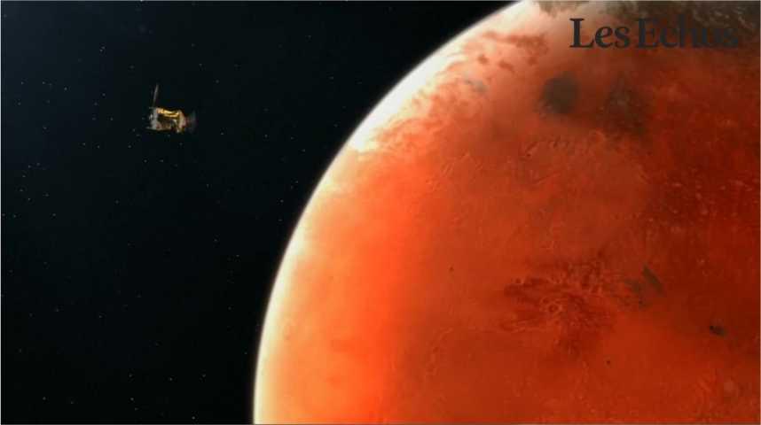 Illustration pour la vidéo L'Europe va essayer de se poser sur Mars
