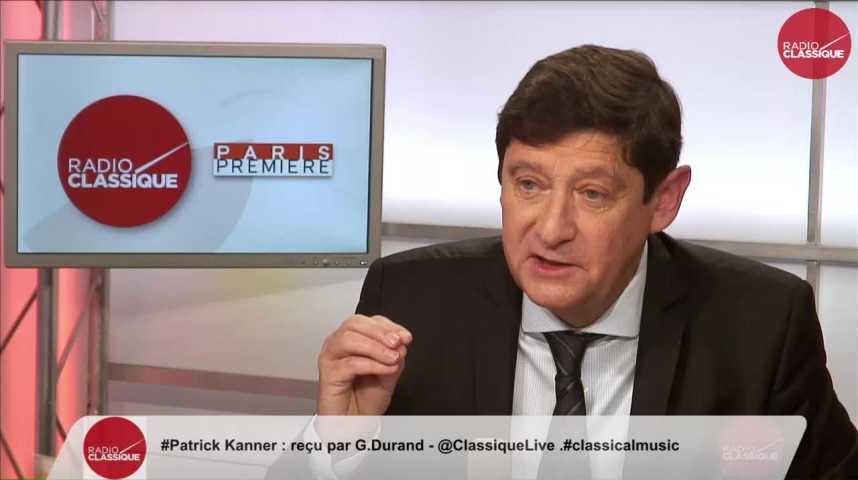 """Illustration pour la vidéo """" Manuel Valls a toujours été convaincu qu'il avait un destin en politique française"""" Patrick Kanner (18/10/2016)"""