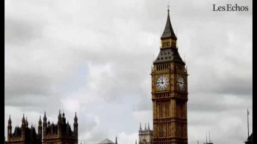 Illustration pour la vidéo Brexit : coup de froid sur le moral des investisseurs