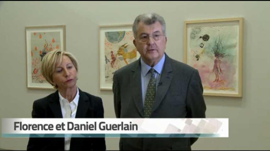 Illustration pour la vidéo In-Situ - Donation Florence et Daniel Guerlain
