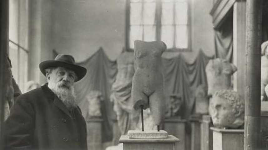 Illustration pour la vidéo Rodin , La lumière de l'antique