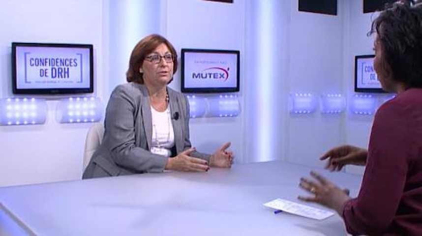 """Illustration pour la vidéo Marie-Françoise Damesin : """"s'assurer que nous présents au meilleur coût"""""""