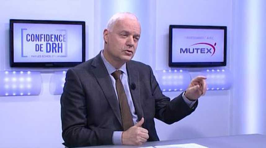 Illustration pour la vidéo Bruno Mettling : «La dictaturedu court terme déforme l'entreprise»