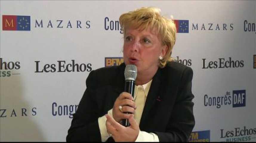Illustration pour la vidéo Agnès Bricard, présidente de la fédération des femmes administrateurs