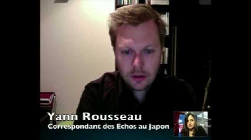 Illustration pour la vidéo Yann Rousseau, envoyé spécial à Fukushima