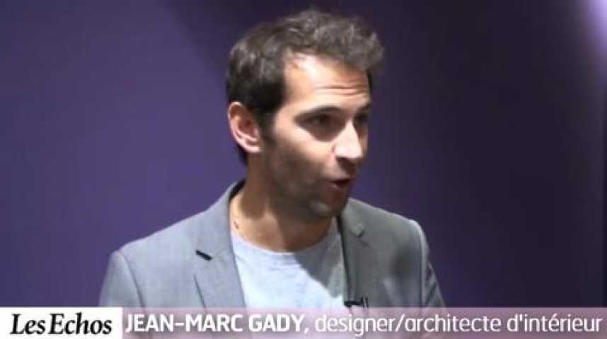 Illustration pour la vidéo Cure de jouvence design pour l'artisanat d'art