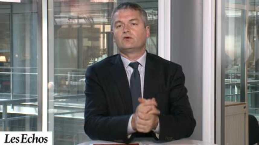 Illustration pour la vidéo Jérôme Sainte-Marie : l'opinion se retrouve dans la ligne adoptée sur l'affaire PSA