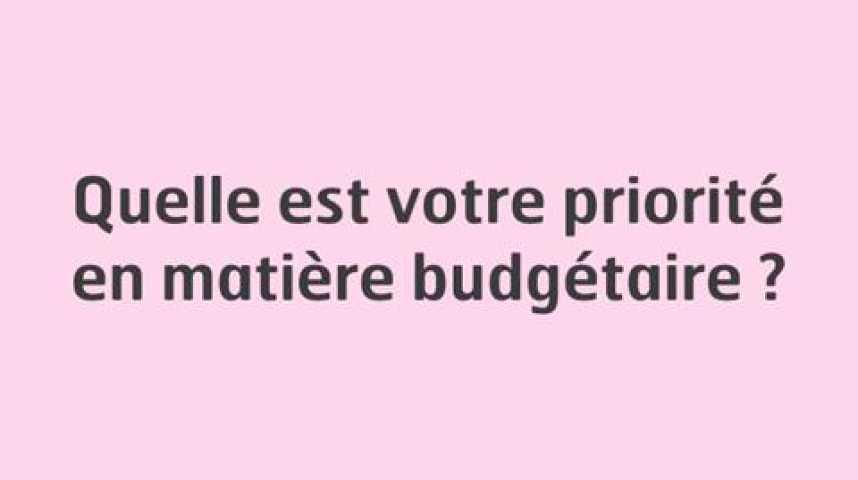 Illustration pour la vidéo PS-UMP : leurs priorités en matière budgétaire
