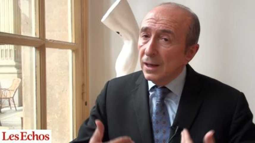 """Illustration pour la vidéo Gérard Collomb : """"Toucher aux prestations familiales peut déréguler la démographie"""""""