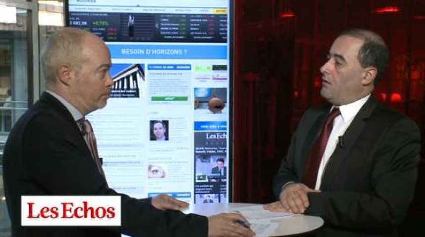 Illustration pour la vidéo Bourse : quelle stratégie ? Malik Haddouk (CPR AM)