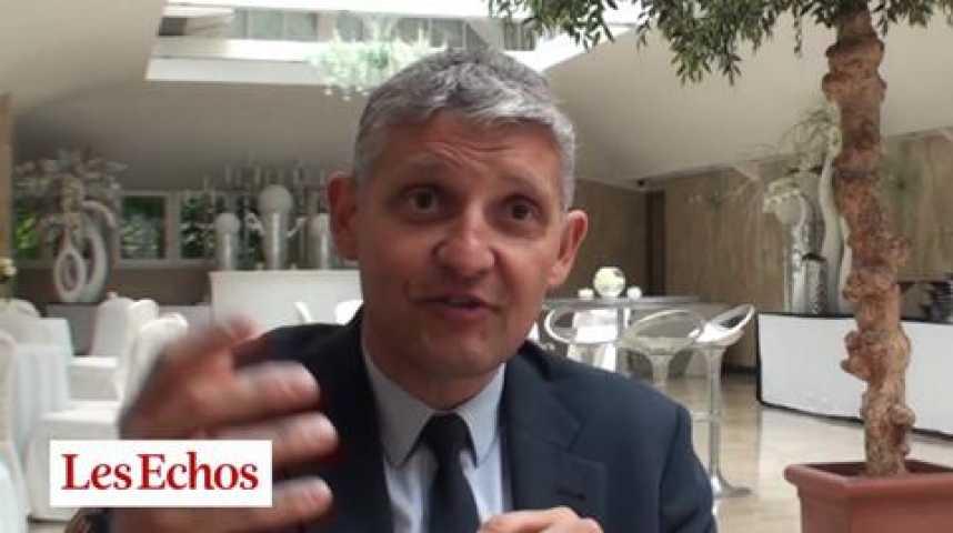 """Illustration pour la vidéo Olivier Gavalda : """"L'agence bancaire est et  restera centrale dans la relation au client"""""""