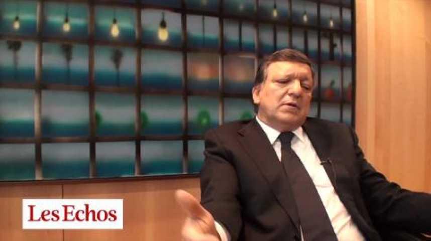 """Illustration pour la vidéo J.M Barroso : """"Sur l'exception culturelle, une différence de stratégie"""""""