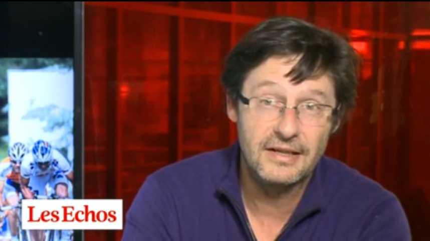 """Illustration pour la vidéo Pierre Ballester : """"L'aspect sportif du Tour de France est mort"""""""
