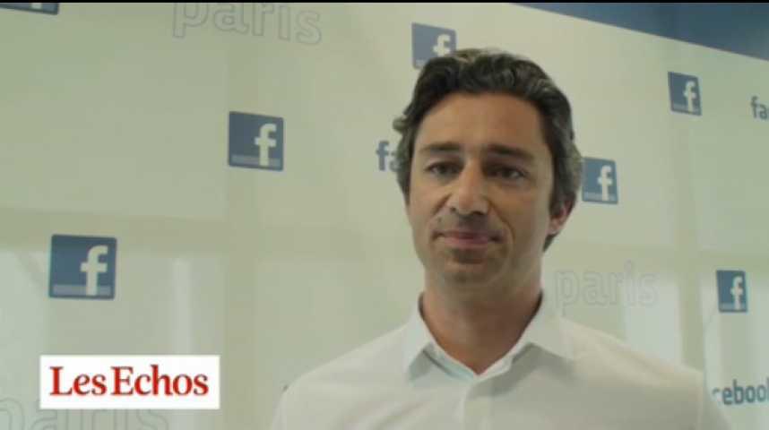 """Illustration pour la vidéo Laurent Solly (Facebook France) : """"Nous ne distinguons pas fixe et mobile"""""""