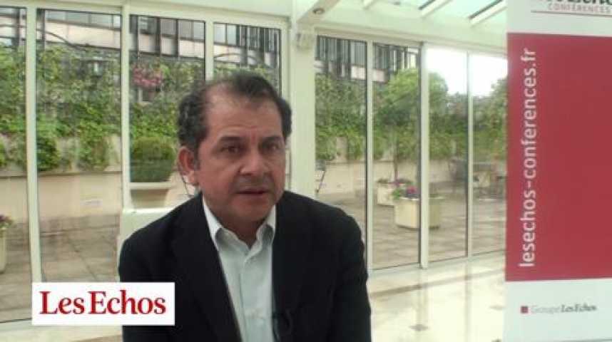 """Illustration pour la vidéo Mario Cervantes (OCDE) : """"En recherche, il faut passer d'une logique de transaction à une logique de coopération"""""""