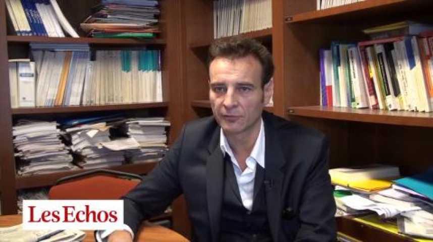 """Illustration pour la vidéo Eric Heyer (OFCE) : """"Les sureffectifs vont peser sur un recul du chômage en France"""""""