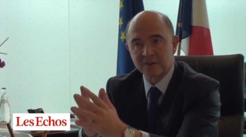 Illustration pour la vidéo P. Moscovici sur les 60.000 chômeurs suplémentaires en septembre