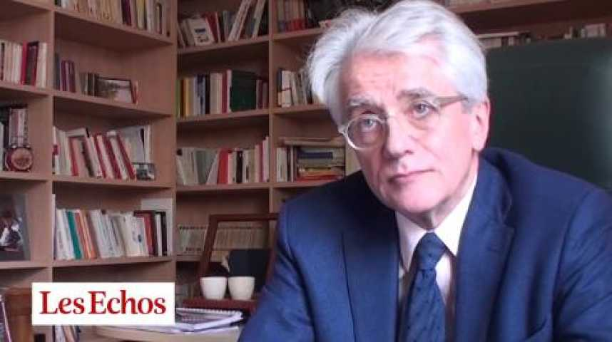 """Illustration pour la vidéo P.Perrineau : """"Virage social-démocrate : Hollande renoue avec ses origines"""""""
