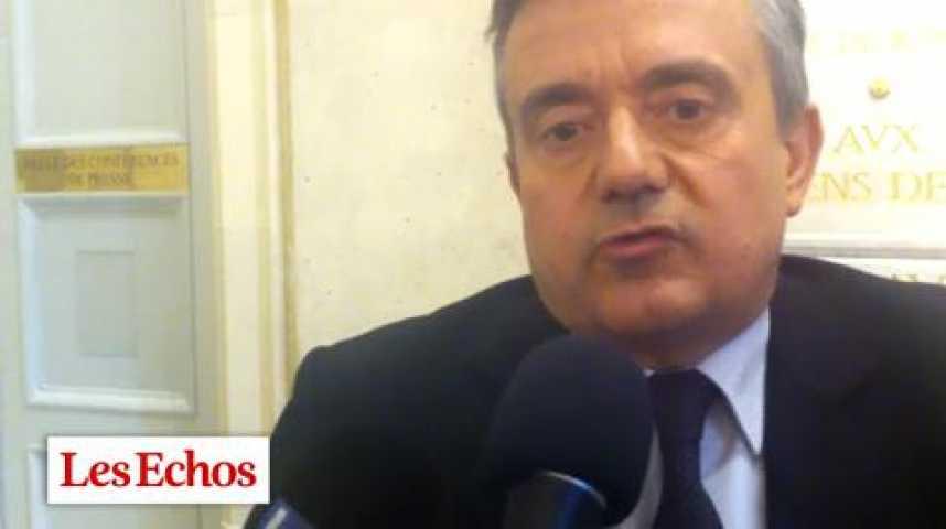 """Illustration pour la vidéo Yves Jego (UDI) : """"Manuel Valls est le Premier ministre de la procrastination"""""""