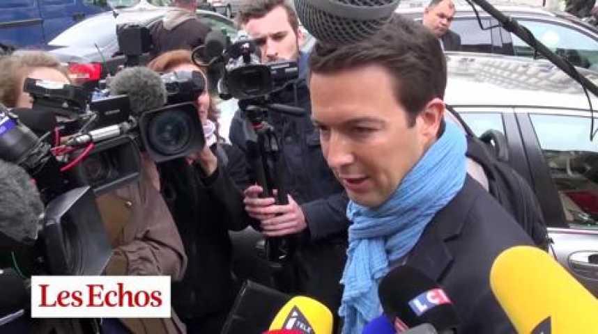 """Illustration pour la vidéo Guillaume Peltier : """"L'UMP peut s'en remettre, avec des idées nouvelles"""""""
