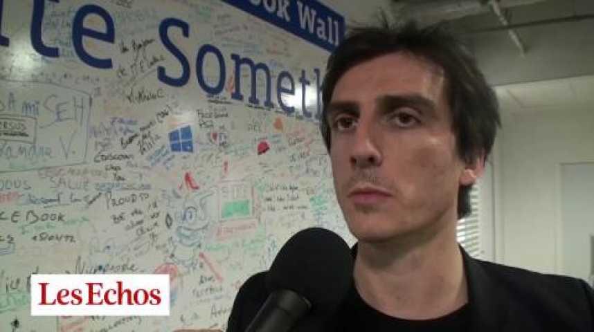 Illustration pour la vidéo J.Codorniou (Facebook) :  « Le mobile représente la moitié de nos revenus »