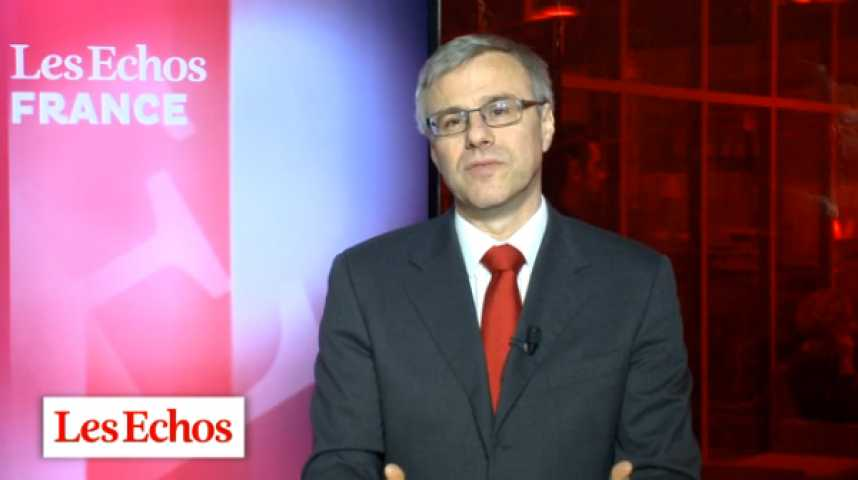 Illustration pour la vidéo Alain Dehaze (Adecco France) : Nous réclamons un choc d'attractivité pour la France