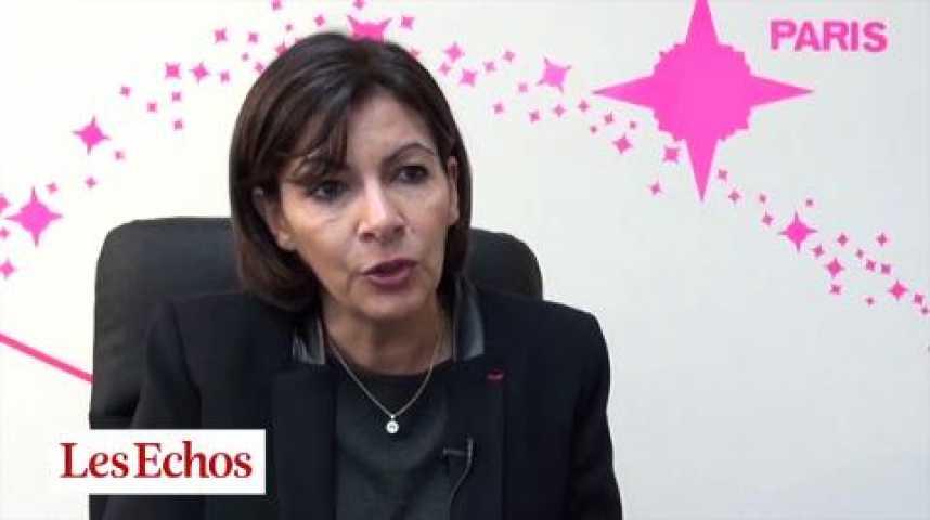 """Illustration pour la vidéo Anne Hidalgo : """"La réforme Fillon de la taxe professionnelle a eu un effet désastreux"""""""