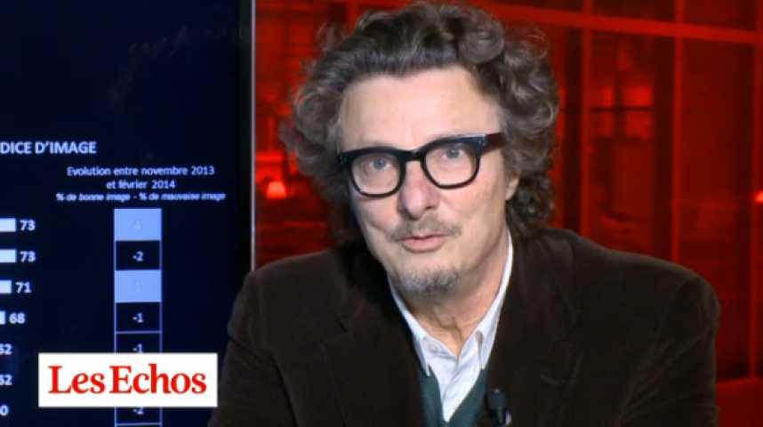 Illustration pour la vidéo Leclerc, Yves Rocher et Airbus ont toujours une bonne image auprès des Français