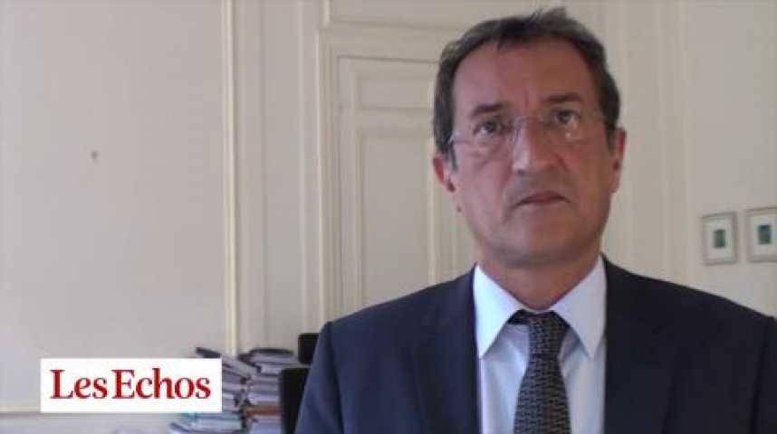 Illustration pour la vidéo François Lamy : « Pas dans l'ombre de Manuel Valls »
