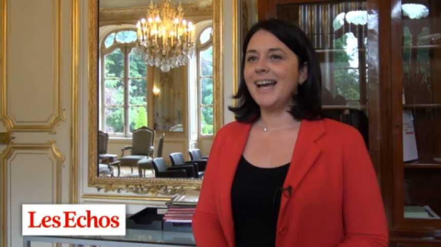 """Illustration pour la vidéo Sylvia Pinel : """"L'encadrement des loyers est une mesure forte de la campagne de François Hollande"""""""