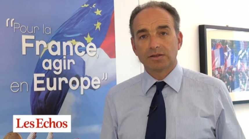 """Illustration pour la vidéo J.-F. Copé : """"Sur le dossier Alstom, l'Etat se réveille trop tard"""""""