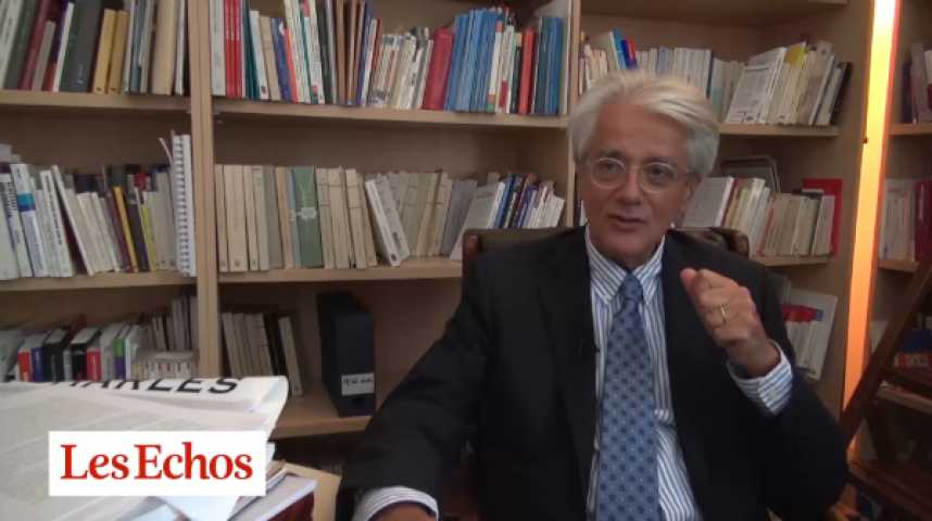 """Illustration pour la vidéo Pascal Perrineau : """"Nicolas Sarkozy devra changer"""""""
